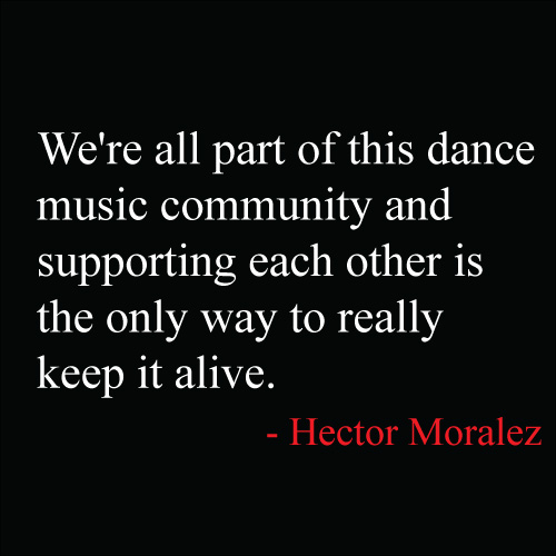 Hector Moralez - I'm A House Gangster